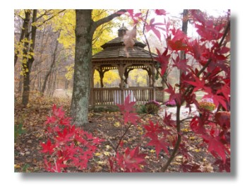 indiana gazebo weddings
