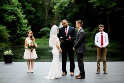 Nashville Indiana  Wedding