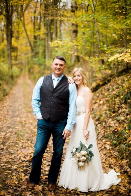 indiana outdoor wedding